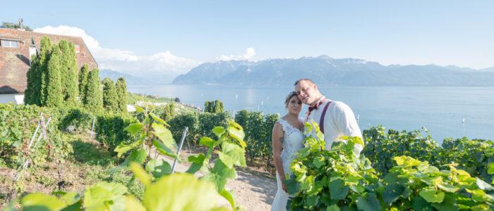 Géraldine wedding planner. Wedding planner suisse romande.
