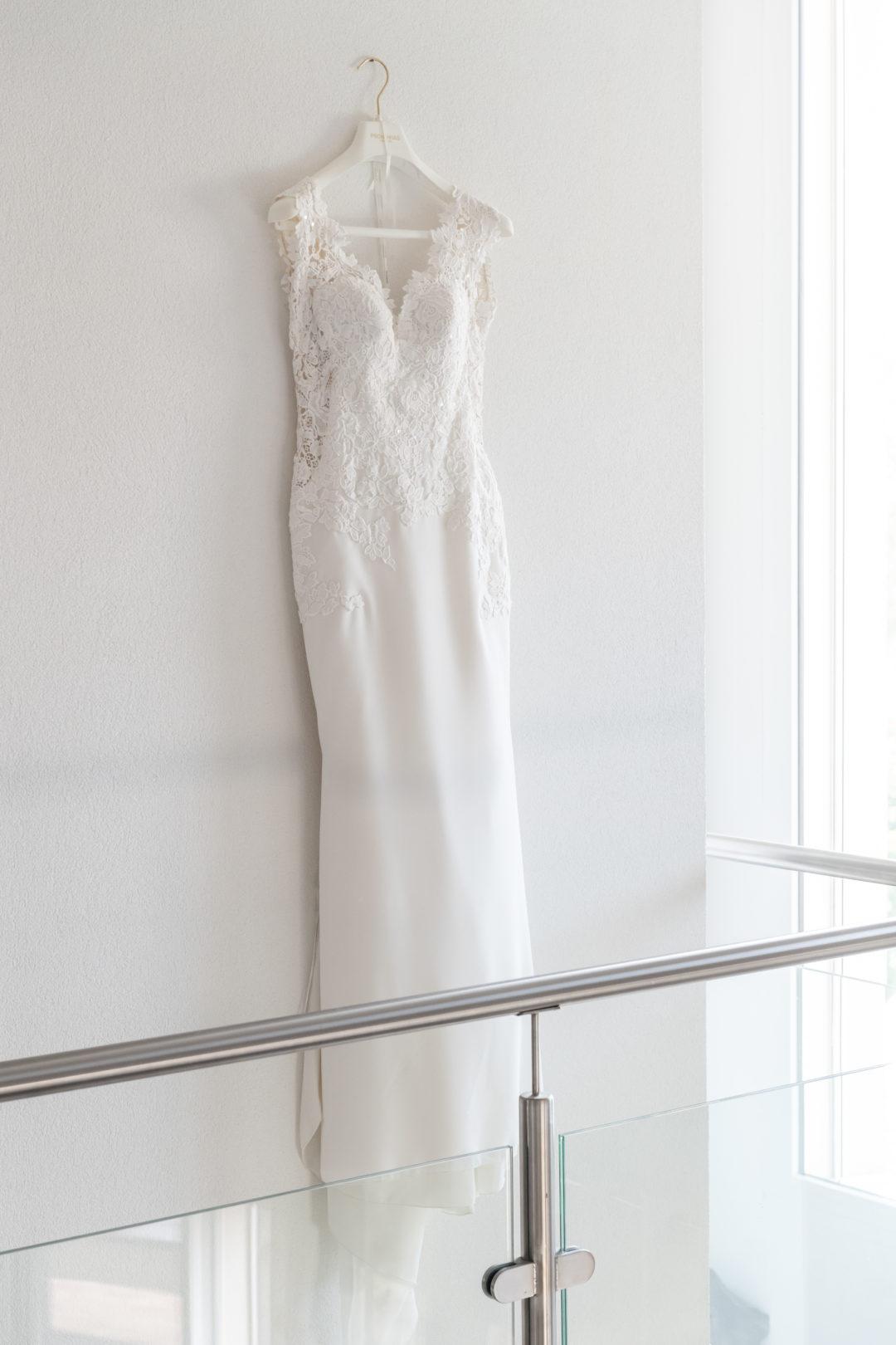 Robe de la mariée. Géraldine wedding planner. Wedding planner suisse