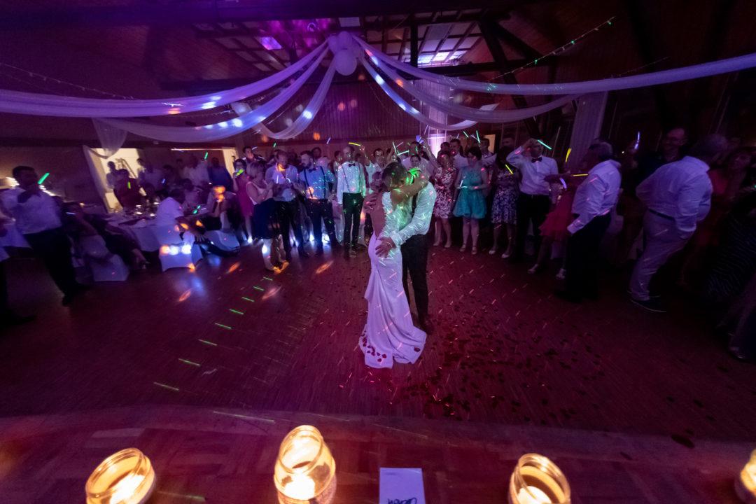 L'ouverture du bal. Géraldine wedding planner. Wedding planner suisse